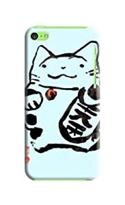 Christopher Tinnermon Super Creative Case for Your iphone 5C With TPU Durable Unique Case/Covers/Shell