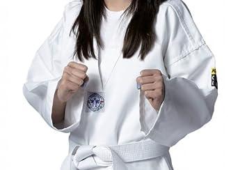 Traje Completo de Artes Marciales KWON Kampfsportanzug Taekwondo Song