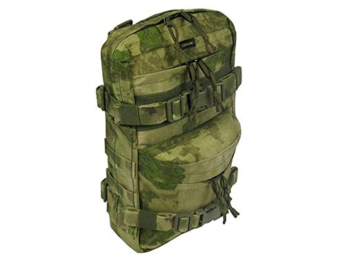 MOLLE Tactical Backpack molle Bag Airsoft Hunting Paintball (A-TACS FG)