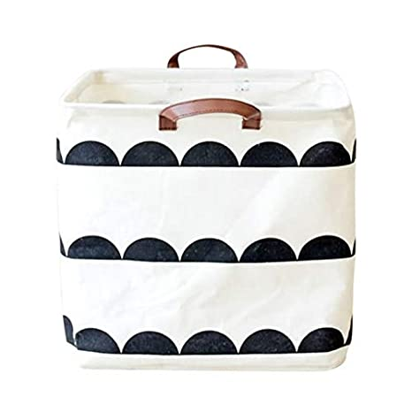 Amazon.com: Storage Basket - Home Decoration Foldable ...