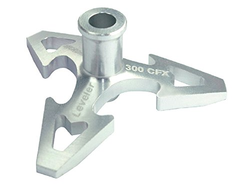 Microheli CNC Aluminum Swashplate Leveler - Blade 300 CFX