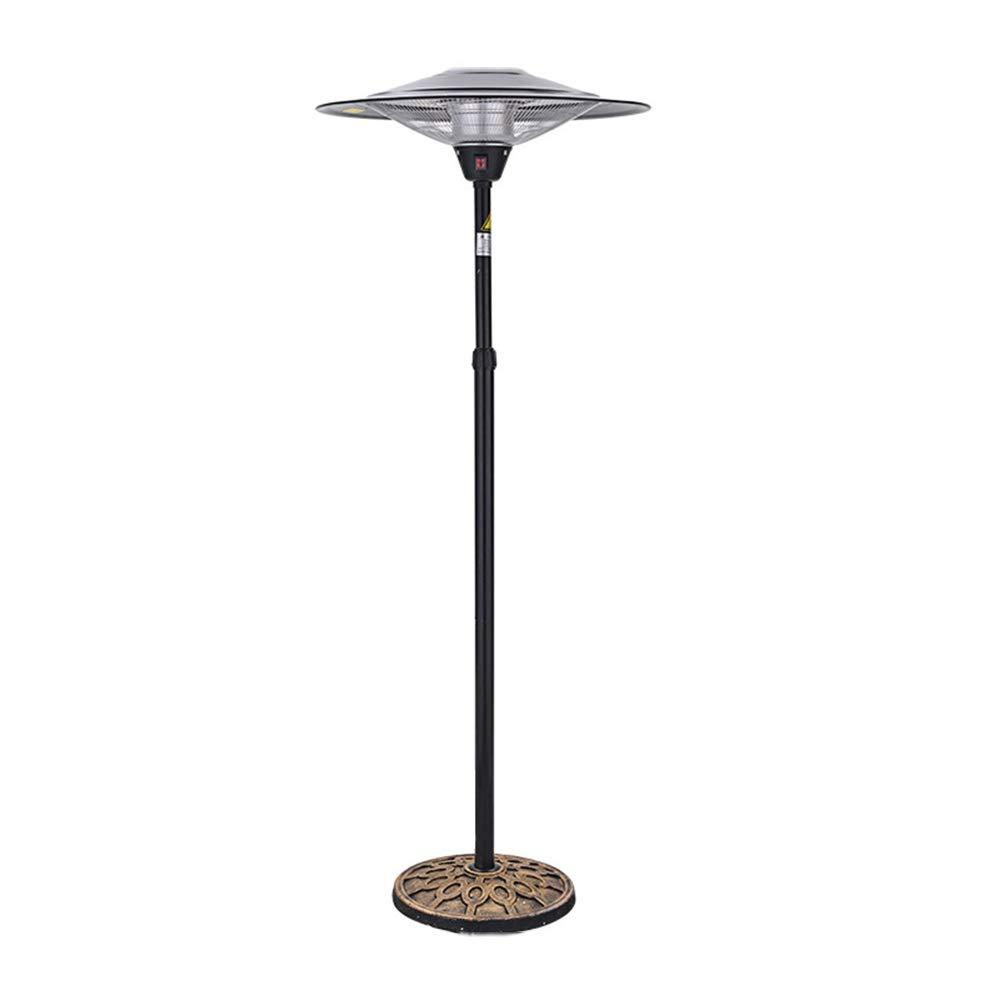 YD 傘の電気ヒーター、屋外防水3000W庭用家庭用コマーシャルのための3ファイル調節可能 /& B07JB2FVCS