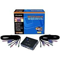 Cisco-Linksys KVM100SK ProConnect KVM 2-Port Switch Kit