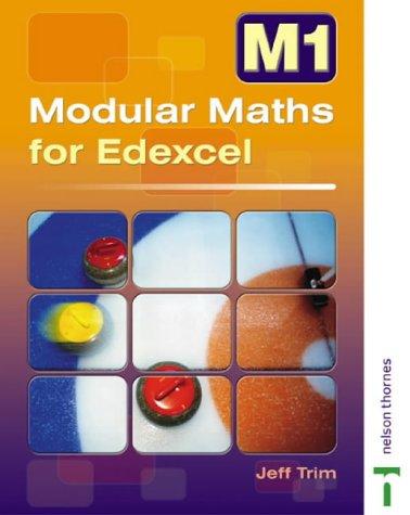 AS Modular Maths for Edexcel (Edexcel As And A Level Modular Mathematics M1)