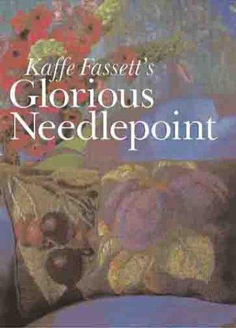 Kaffe Fassett's Glorious Needlepoint