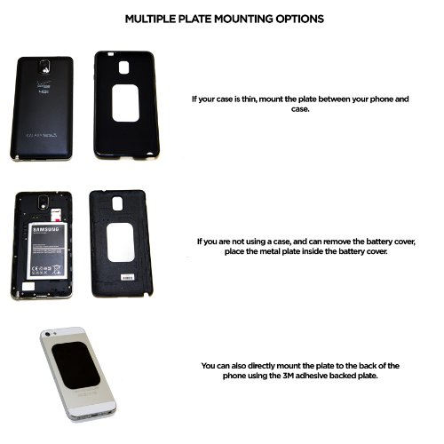GizMount Magnetic CD Slot Car Phone Mount - Buy Online in Kuwait