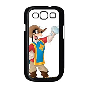 Three Musketeers, The (Animated) Samsung Galaxy S3 9300 Cell Phone Case Black NNN