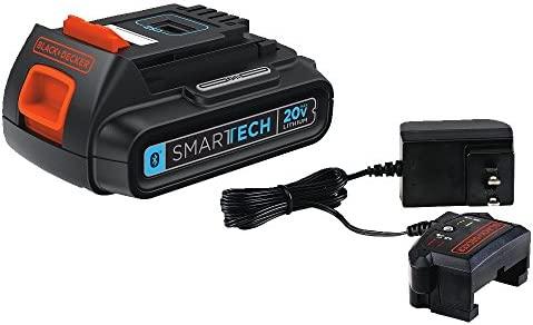 BLACK+DECKER LBXR20BTK 20V MAX Batería de ion de litio ...