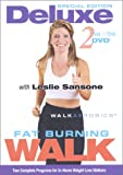 Leslie Sansone - Fat Burning Walk Deluxe Edition (Fat Burner Walk 2 Miles / Fat Burning Walk 4 Miles)