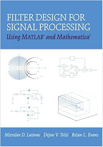 Filter Design for Signal Processing Using MATLAB and Mathematica