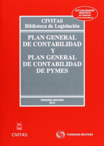 Descargar Libro Plan General De Contabilidad Y Plan General De Contabilidad De Pymes Aa.vv