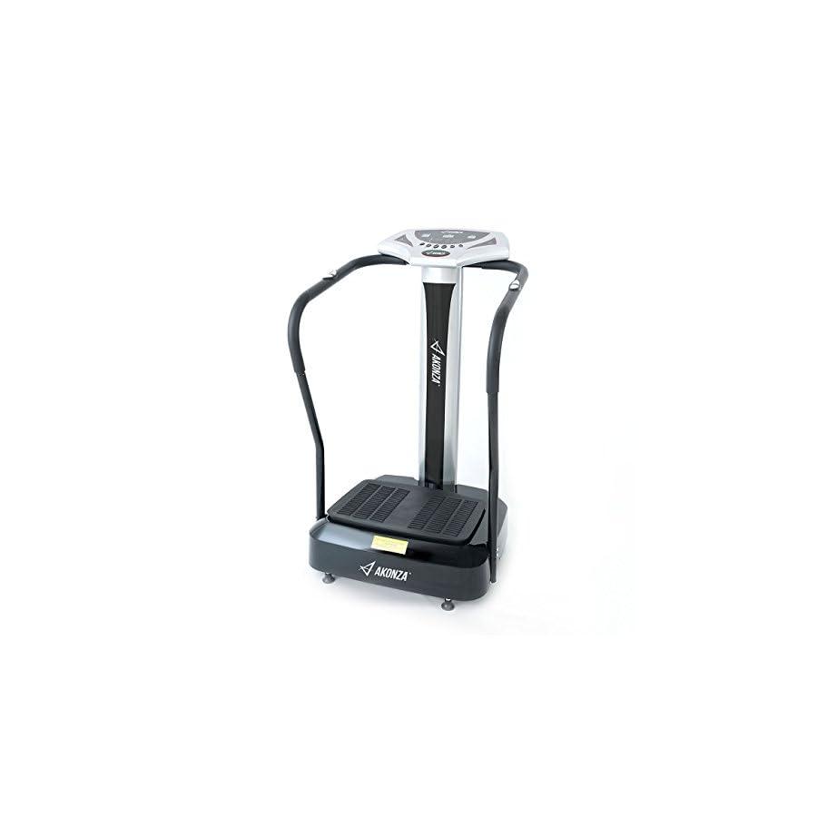 Whole Body Vibration Platform Exercise Machine