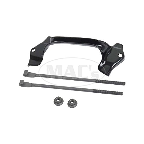 MACs Auto Parts 60-37084 Battery Hold Down Clamp Kit