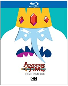 Cover Image for 'Adventure Time: The Complete Second Season'