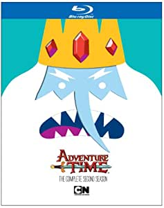 Adventure Time: Season 2 [Blu-ray]