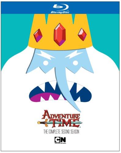Adventure Time: Season 2 [Blu-ray]