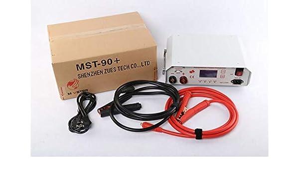 Ochoos - Cargador de batería para coche MST 90+ 14V/120 ...