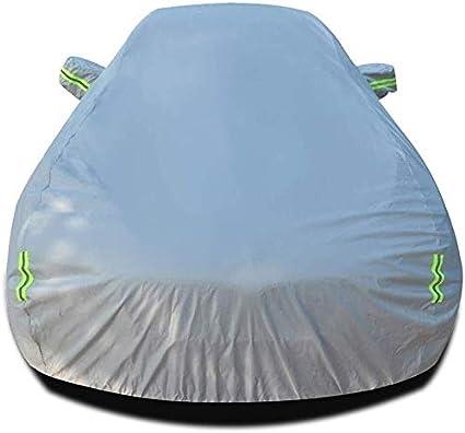 HTTSC Compatible con Mercedes-Benz C-Class Cabriolet coche cubierta exterior transpirable cubierta del coche completo del parabrisas Cubierta de polvo Protector solar con aislamiento de Scratch UV a p