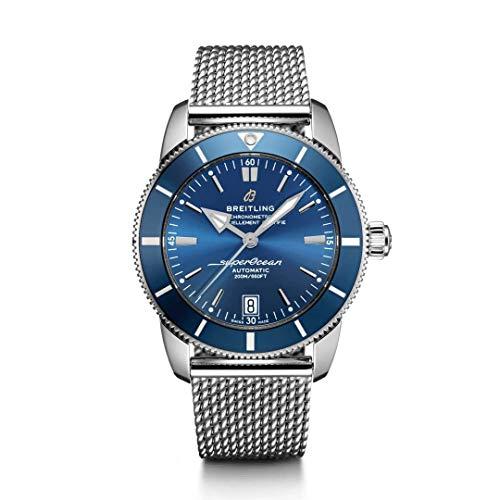 Breitling Superocean Heritage II B20 Automatic 42mm Watch Blue