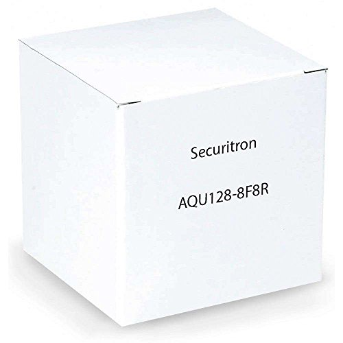 Securitron AQU128-8F8R Voltage Power Supply, 8 Ampere/12V DC by Securitron