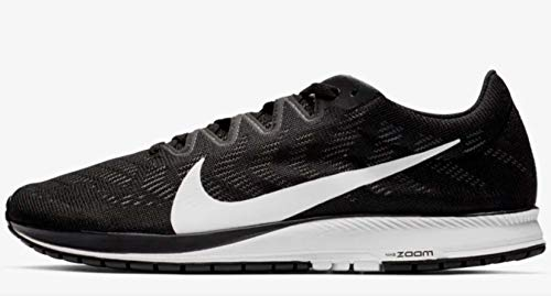 Nike Air Zoom Streak 7 Black White Oil Grey
