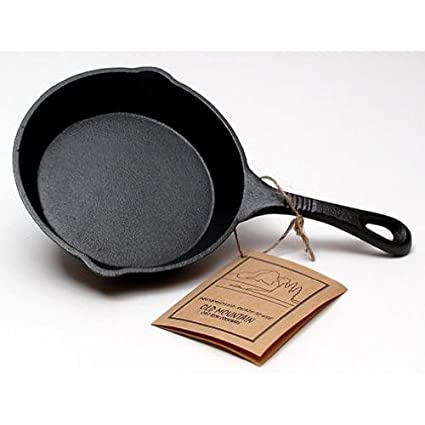 Amazon.com: IWGAC hierro fundido Preseasoned Skillet: Sports ...