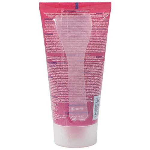 BODY NATUR Gel depilatorio frutos rojos para piernas, axilas, ingles y brazos 150 ml.: Amazon.es: Salud y cuidado personal