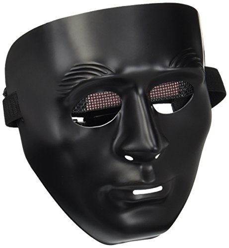 Crew Dancer Mask Robot Mask for Shows Wedding Mask Gigs Stage Performance Superhero Villain Costume Party (Superheroes Outfit)