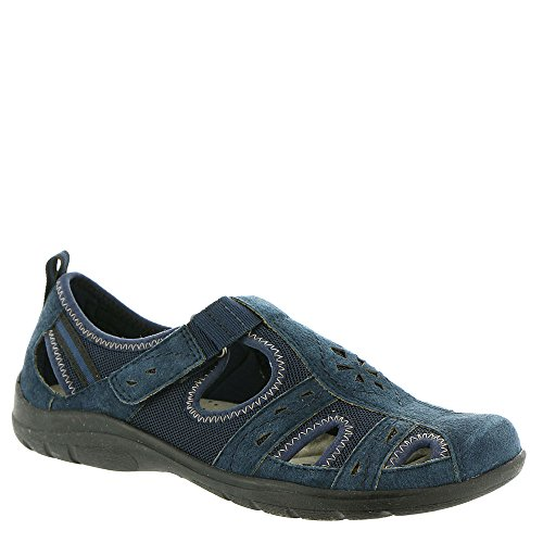 Earth Womens Taye Slip-On Shoe (7.5 B(M) US, Navy Blue)