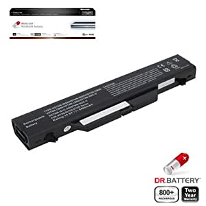 Dr. Battery® Advanced Pro Series Laptop/Notebook Battery Replacement for HP HSTNN-I62C (4400 mAh) FREE SHIPPING! 60-Day Money Back Guarantee! 2 Year Warranty (Ship From Canada)