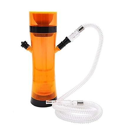 Detector de fumar de mini tabaco Detector de humo de pulido de tubo en el hogar