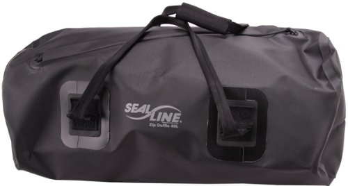 SealLine Zip Duffle Bag 40 (Black)