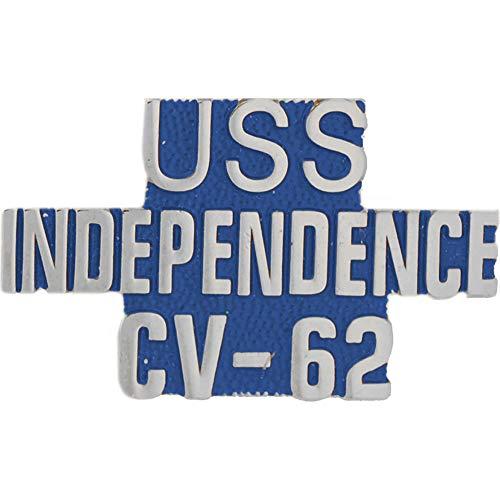 EagleEmblems USS Independence CV 62 Lapel Pin - P14935 (1 inch)