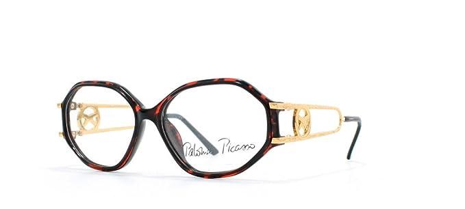84b3dd143cebe Paloma Picasso 3762 30 Red Authentic Women Vintage Eyeglasses Frame ...
