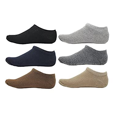 HashBean No Show Low Cut Loafer Socks