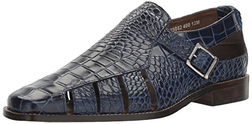 Blue Sabella Sandal Men's Dark Fisherman Stacy Adams wPY7xq7O