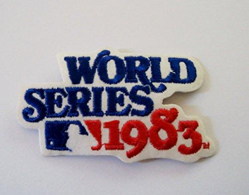 0cafa19a5 1983 World Series Cloth Patch