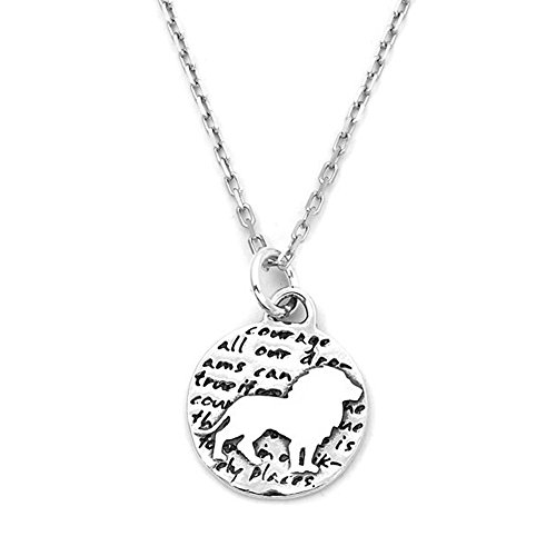 Kevin Anna Courage Sterling Necklace product image