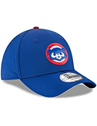 "Chicago Cubs New Era 2018 On-Field Prolight Batting Practice 39THIRTY Flex Hat – ""Bear"" Logo"