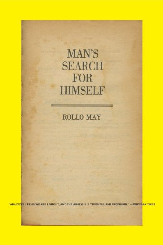 Mans Search For Himself Pdf