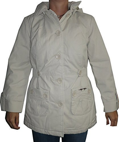 Outdoor Jacke von KangaROOS in Wollweiß Gr. 36