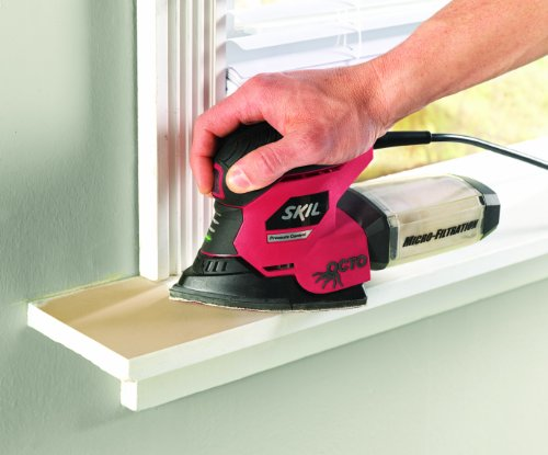 SKIL 7302-02 Octo Detail Sander with PC by Skil (Image #3)