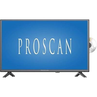 """Proscan PLDEDV3285 32"""" 1080p 60Hz LED HDTV/DVD Combo"""