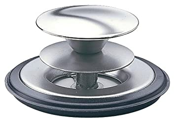 InSinkErator STP-DS Silver Saver Sink Stopper, Polished Stainless ...