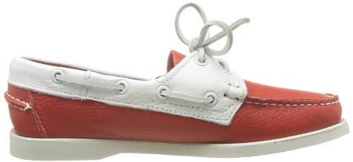 White Red Men's Shoe Spinnaker Boat Sebago dXTIqwtt