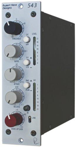 Rupert Neve Designs Portico 543 500-Series Compressor Module by Rupert Neve Designs