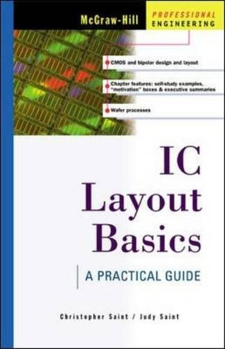 IC Layout Basics : A Practical Guide