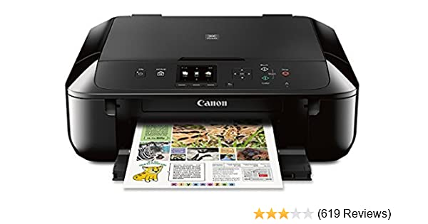 Amazon com: Canon MG5720 Wireless All-In-One Printer with