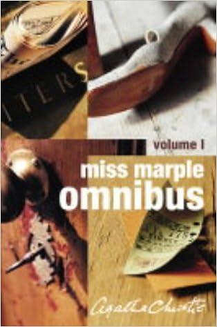 Book Miss Marple Omnibus: Volume One (Miss Marple):