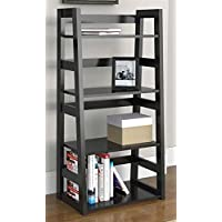 4-Tier Trestle Bookcase